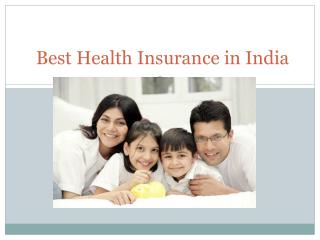 Smart things to Compare Before buy Health Insurance