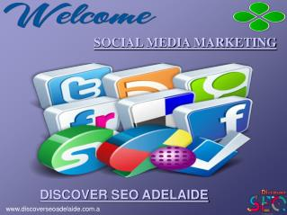 Social Media Marketing By Discover SEO Adelaide