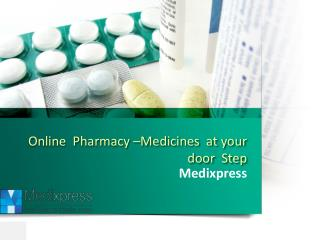 Online Pharmacy in Pune,India