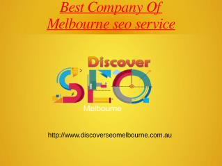 Best SEO consultants Melbourne