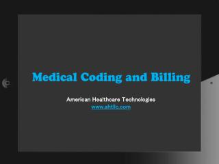 Medical Billing and Coding in Tampa, Florida, USA and India