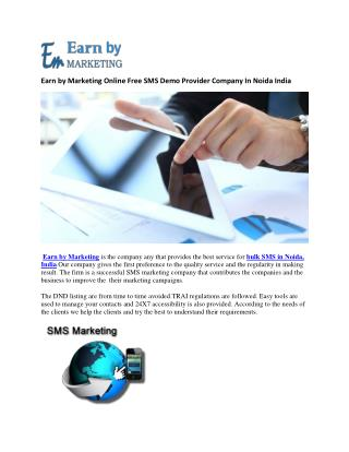 Facebook marketing  Company  in lowest Price Noida India-EarnbyMarketing.COM