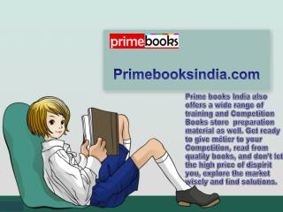 Buy Online Competition Books