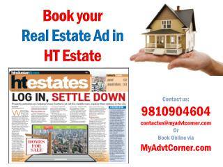 Property-Advertisement-Booking-for-Hindustan-Times-Newspaper