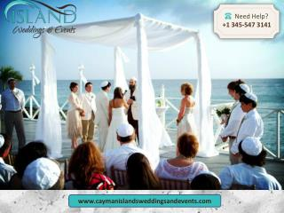 Get Married in Style, Choose Cayman Islands as Your Destination Wedding