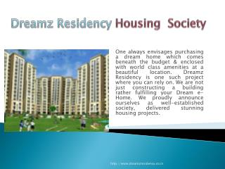 Housing Society in Smart City Delhi