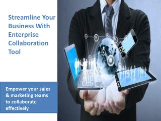 Enterprise Collaboration Tool, Employee Collaboration Software