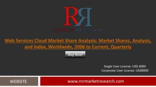 Web Services Cloud Market Global Analysis and Forecasts Report