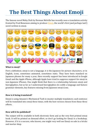 Lookup, Convert, and Tweet with Emoji!