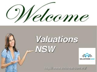 House Valuation Services By Valuations NSW In Sydney