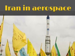 Iran in aerospace