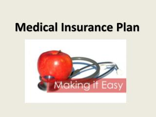 Medical Insurance Plan - Compare Health Insurance Quotes Online