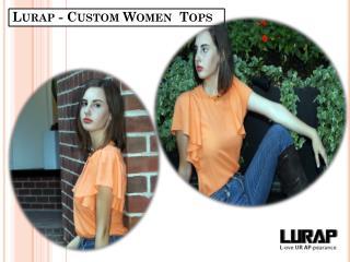 Custom Tops for Plus Size Women