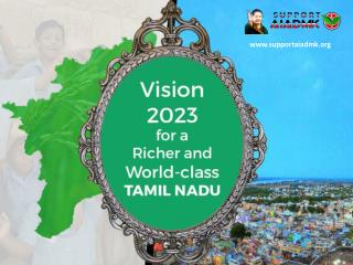 Vision 2023 and Other Latest News about Dr. Jayalalitha