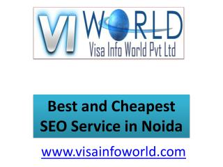 lowest price IT company in noida-visainfoworld.com