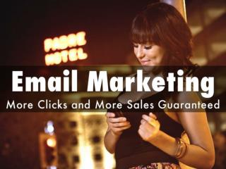 Email Marketing - How to Write High Impact, Results Driven Emails - Effective Email Marketing