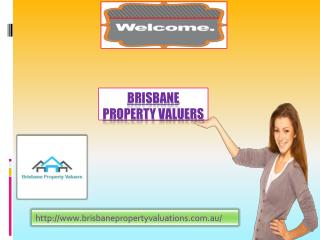 Brisbane Property Valuers for property valuation