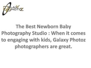 The Best Newborn Baby Photography Studio