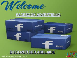 Facebook Advertising By DiscoverSEO Adelaide