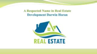 Respected Name in Real Estate Field