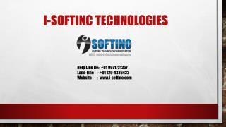 I-SOFTINC TECHNOLOGIES
