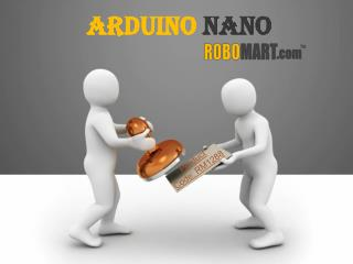 Buy Arduino Nano By Robomart