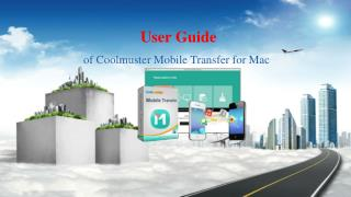 phone to phone transfer with Coolmuster Mobile Transfer for Mac