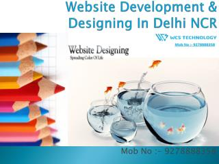 Website Development & Designing India@9278888358: