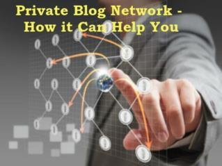 Look for PBN BARON Affordable Private Blog Network Building Service