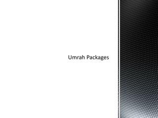 Umrah Packages London