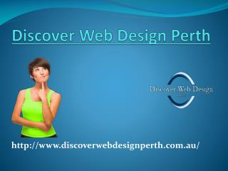 Web Development With Discover Web Design Perth