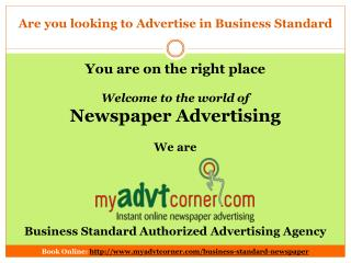 Business-Standard-Newspaper-Ad-Booking-Service
