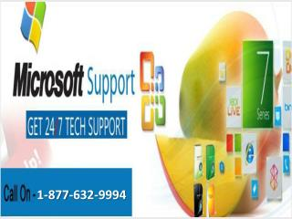 Contact Microsoft support phone number 1-877-632-9994 to get instant support