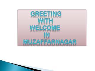 Muzaffarnagar Information