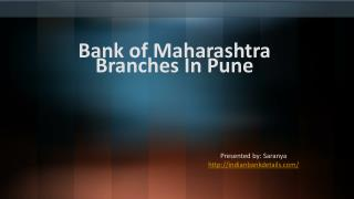 MICR code for Bank of Maharashtra in pune