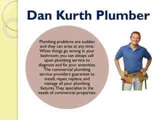 Commercial Plumbing Melbourne