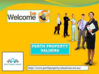 Hire Perth Property Valuers for property valuation