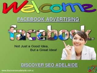 Facebook Advertising by Discover SEO Adelaide