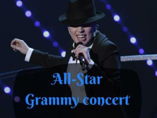 All-Star Grammy concert
