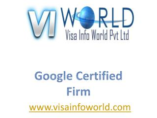 SEO company(9899756694) in Noida India-visainfoworld.com