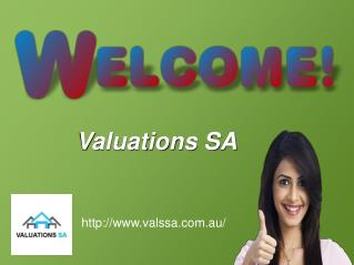 Get Current Value Of Your Property-Valuation SA