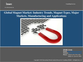 Global Magnet Market Report and Forecasts 2015 - 2020