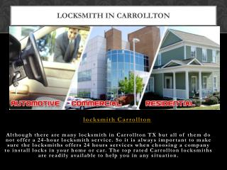 locksmith Carrollton