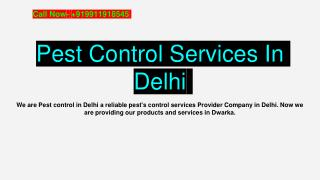 Pest Control Services in Dwarka#http://pestcontrolindelhi.com/
