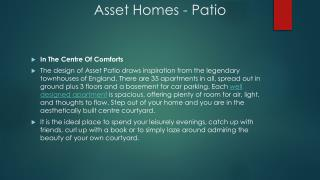 Asset Homes -Flats In Cochin