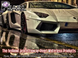The brilliant protection of Pearl Waterless Products