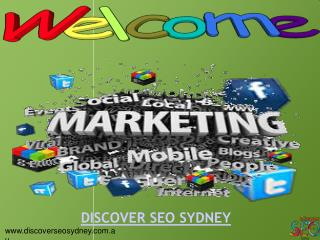 The Best Online Marketing By Discover SEO Sydney