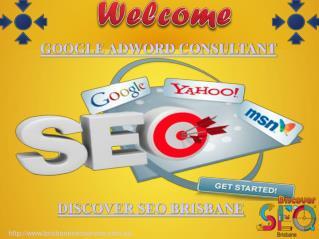 Google Adword Consultant Brisbane