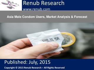 Asia Male Condom Users, Market Analysis & Forecast