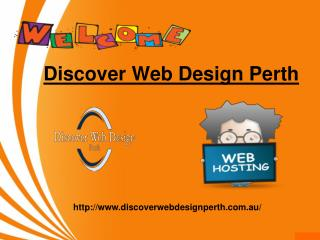 Great Web Hosting offer at Discover Web Design Perth